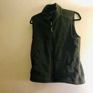SALE L.L. Bean fleece vest
